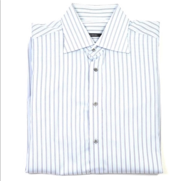 2beffac1 Gucci Shirts   Authentic Mens Button Down Dress Shirt   Poshmark